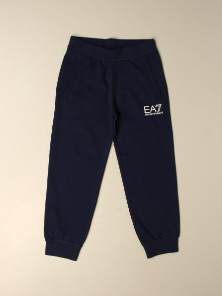 Ea7 儿童: 裤子 儿童 Ea7