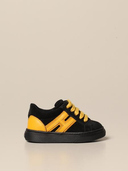 J340 Hogan Baby sneakers in suede
