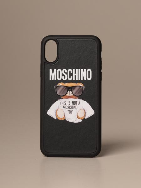 Coque Iphone Xs / X Moschino Couture Teddy