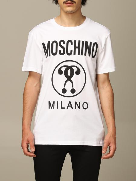 T-shirt homme Moschino Couture
