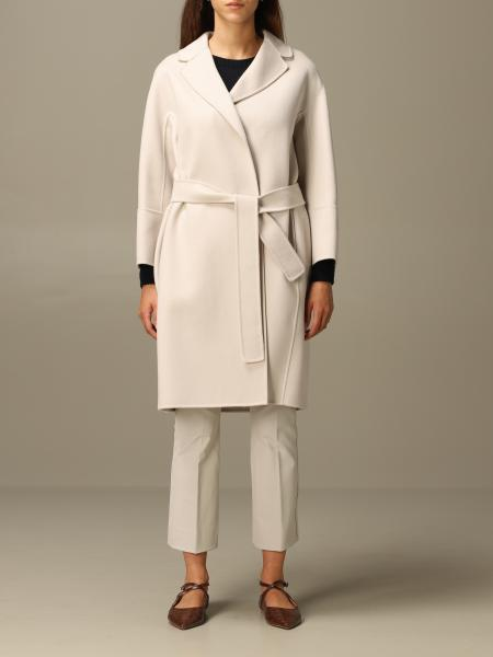 Arona S Max Mara coat in virgin wool