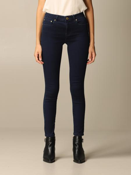 Michael Kors women: Michael Michael Kors jeans in stretch denim