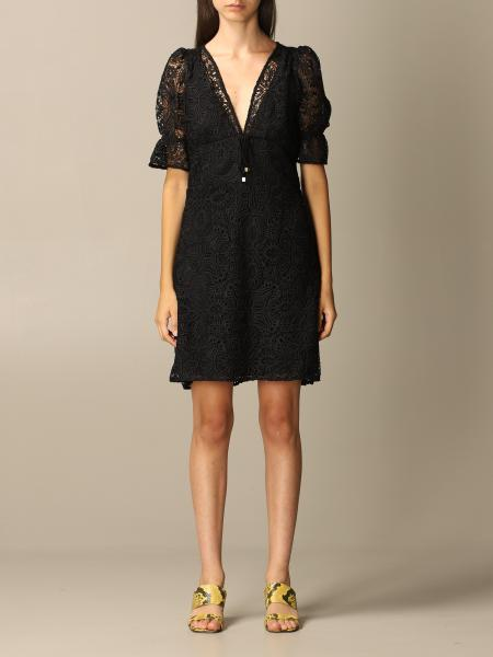 Michael Kors women: Michael Michael Kors short lace dress