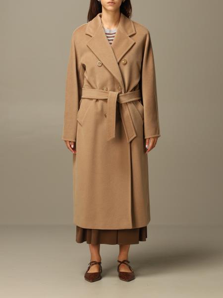 Cappotto Madame Max Mara in lana vergine e cashmere