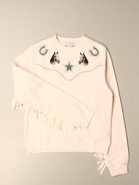 Stella Mccartney: Pullover kinder Stella Mccartney