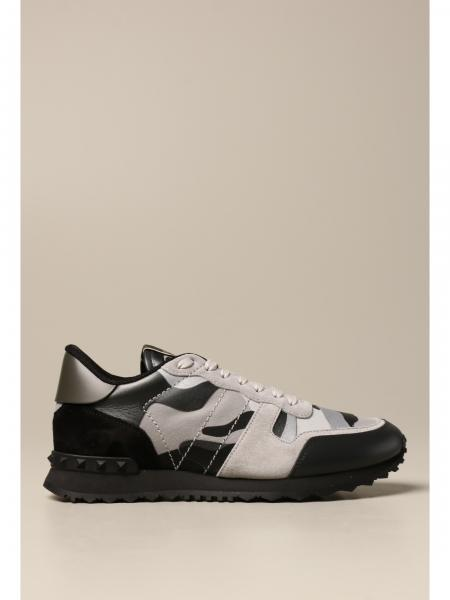 Valentino Garavani camouflage Rock Runner sneakers