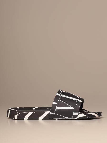 Valentino Garavani Giggies sandal in VLTN rubber