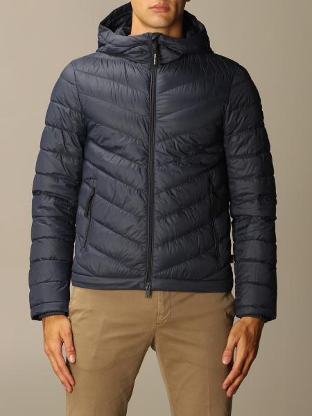 Bering hooded jacket piumino con cappuccio