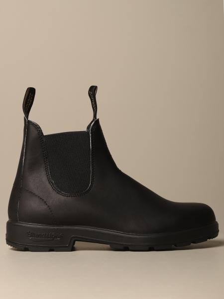 Blundstone: Blundstone ankle boot in rubberized leather