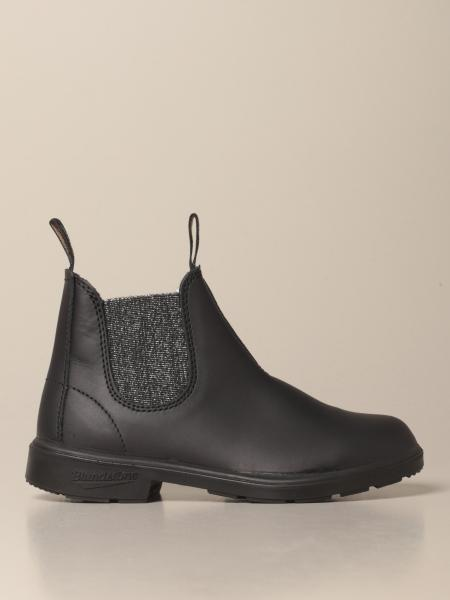 Blundstone ankle boot in rubberized leather