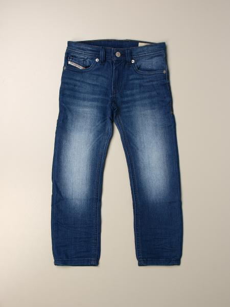 Jeans Thommer Diesel in denim used