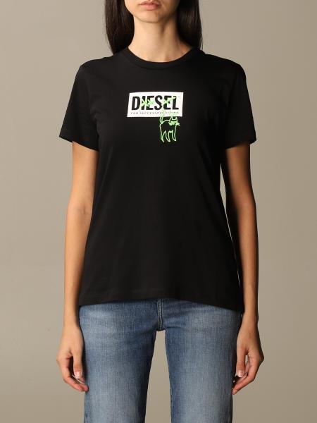 T-shirt damen Diesel