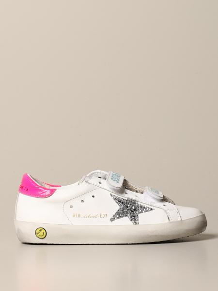 Golden Goose Old School sneakers in leather