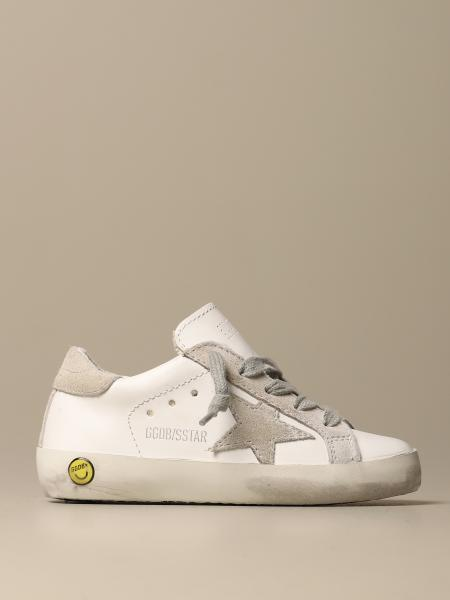 Superstar classic Golden Goose sneakers in leather and suede