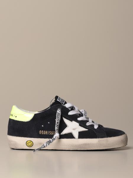 Golden Goose: Superstar classic Golden Goose sneakers in leather