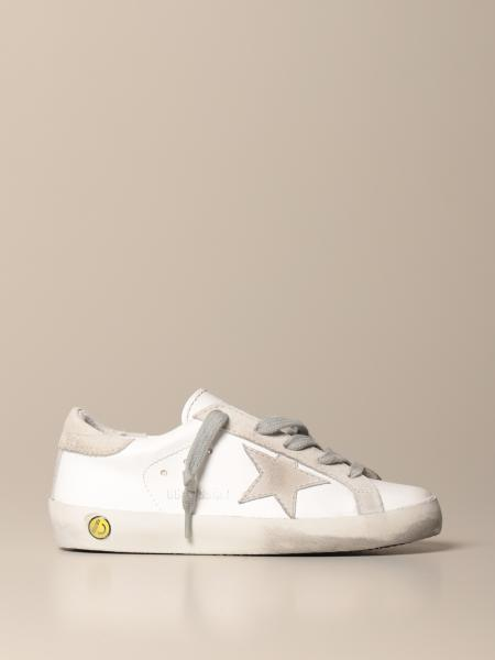 Golden Goose: Superstar classic Golden Goose sneakers in suede