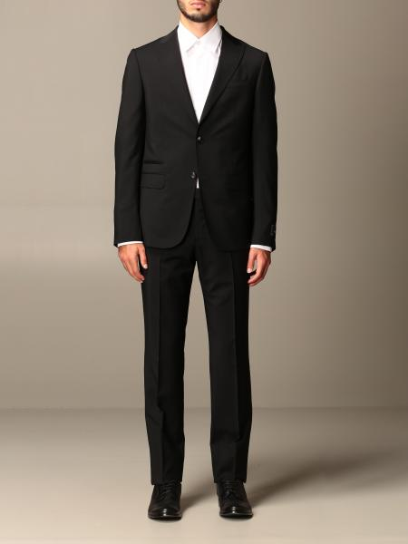 Z Zegna single-breasted suit in mohair wool 180 gr drop 8