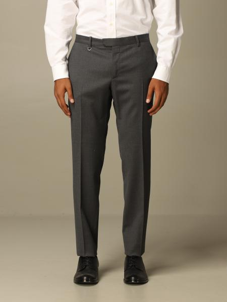 Z Zegna flannel trousers