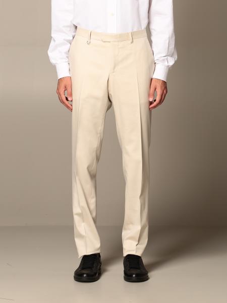 Z Zegna trousers in wool twill