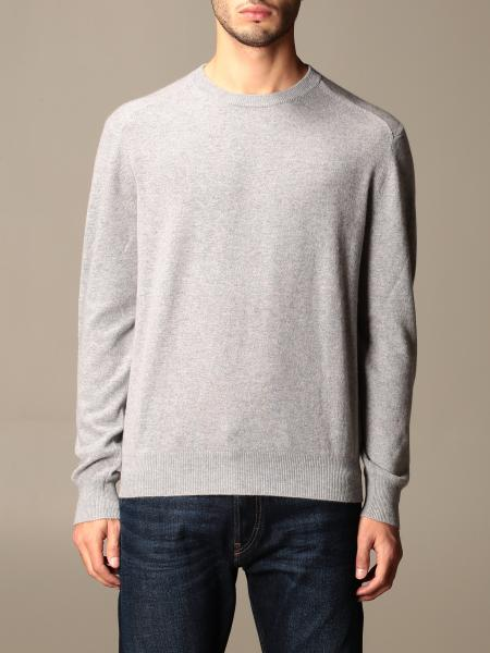 Z Zegna cashmere sweater with long sleeves
