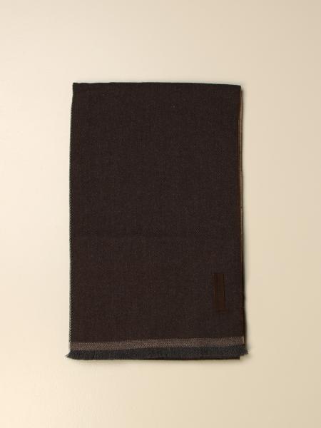 Ermenegildo Zegna wool and cashmere scarf
