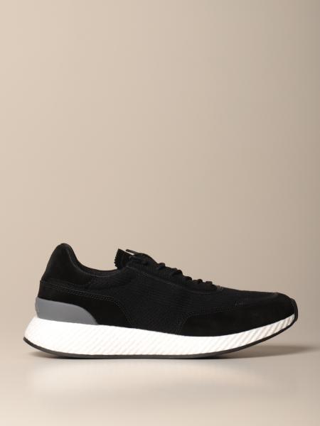 Techmerino wash & go Z Zegna sneakers in Merino wool