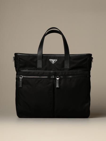 Bags men Prada