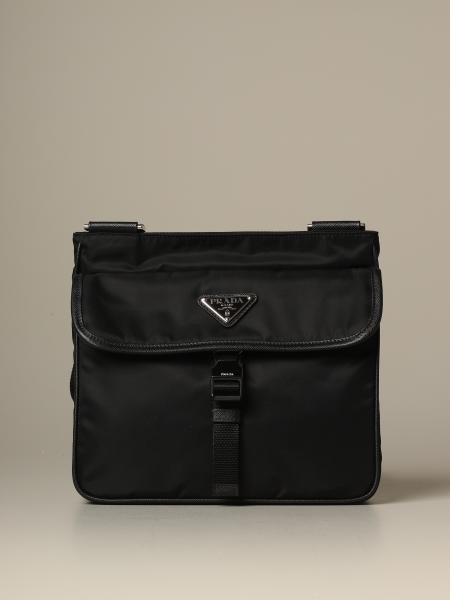 Prada shoulder bag in nylon