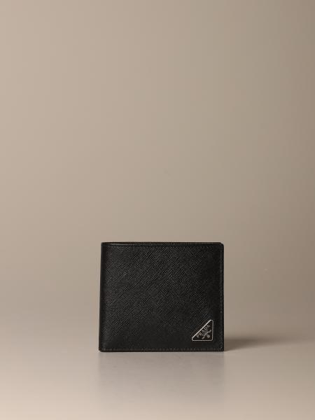 Wallet men Prada