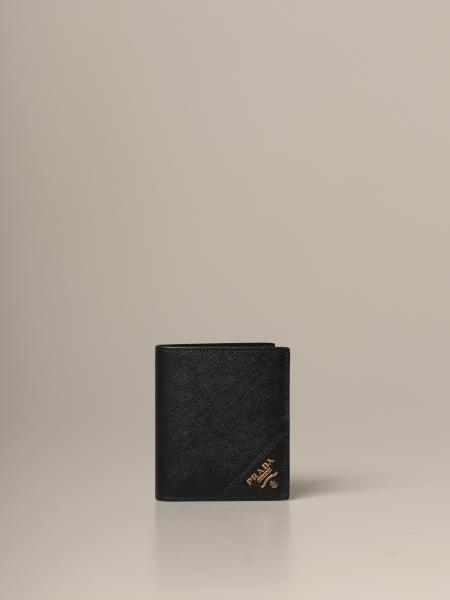 Wallet men Prada