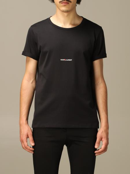 T-shirt herren Saint Laurent