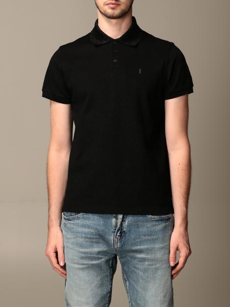 Polo herren Saint Laurent