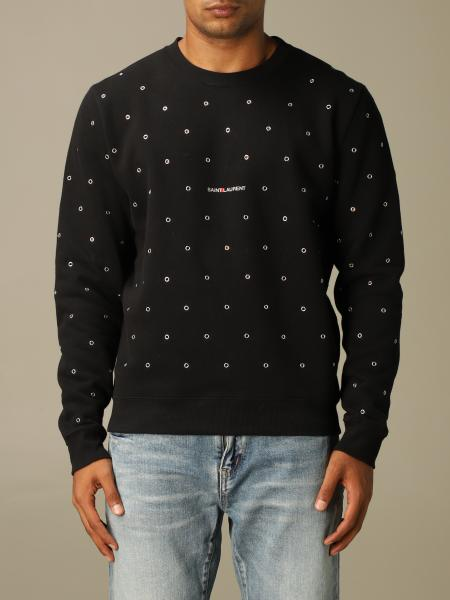 Sweatshirt homme Saint Laurent