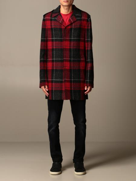 Coat men Saint Laurent