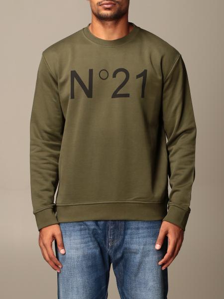 N° 21 men: Sweatshirt men N° 21