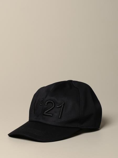 Baseball cap N°21 with logo