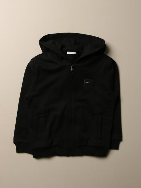 Dolce & Gabbana sweatshirt with logo and hood