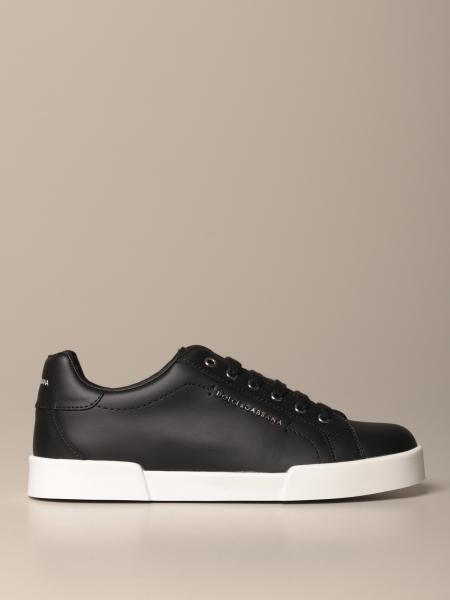 Sneakers Dolce & Gabbana in pelle di vitello