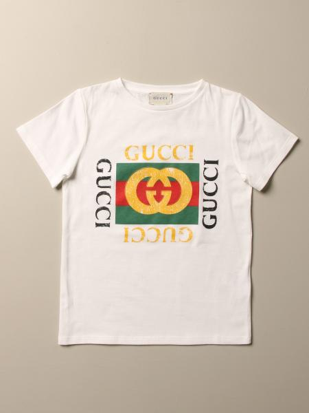 T-shirt kids Gucci