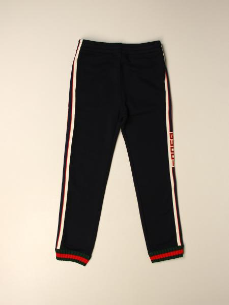 Gucci jogging trousers with Gucci Sport bands