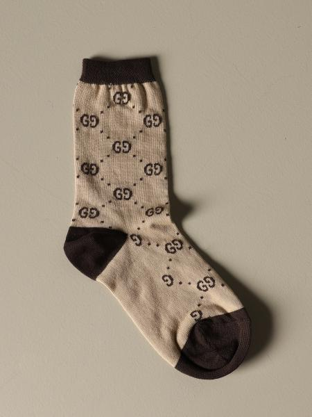 Gucci socks in GG cotton