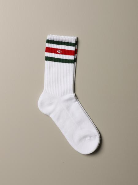 Gucci stretch cotton socks