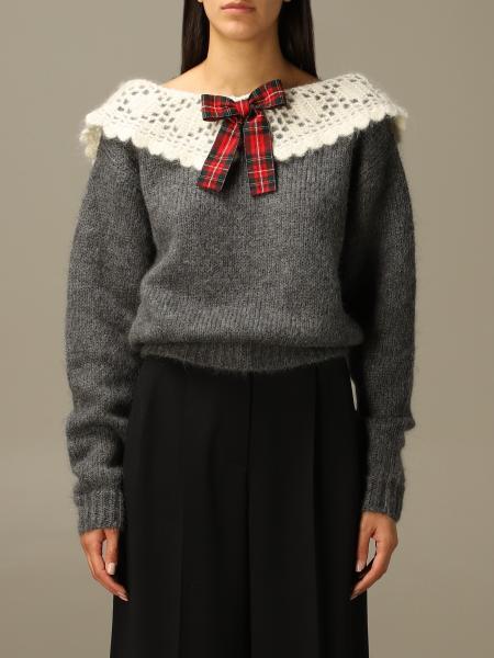 毛衣 女士 Miu Miu