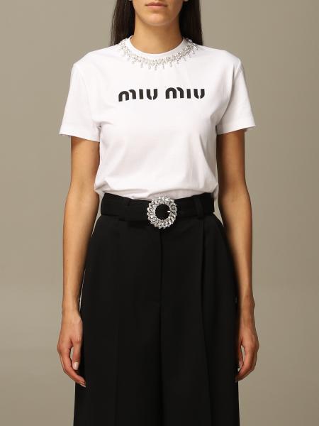T恤 女士 Miu Miu