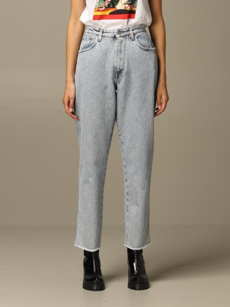 牛仔裤 女士 Miu Miu