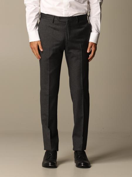 Pantalone Business Pt in lana 290 gr e cashmere