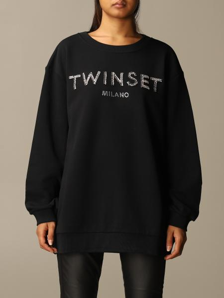 Sweatshirt damen Twin Set