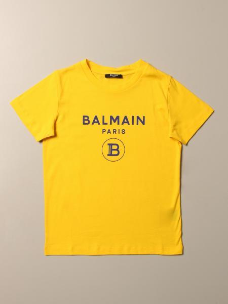 T恤 儿童 Balmain