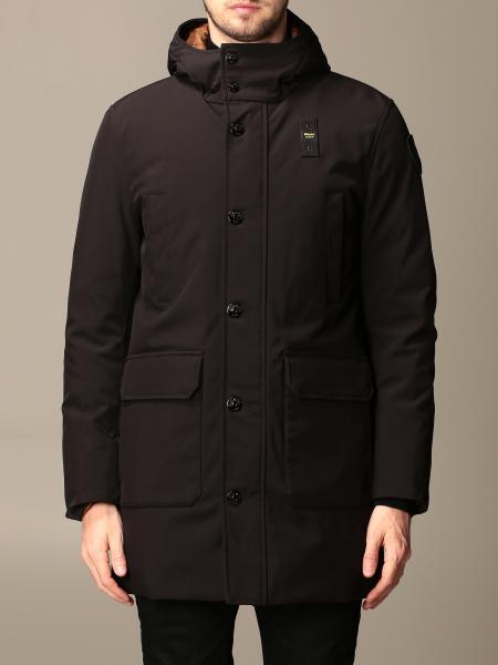 Eskimo Blauer jacket with hood