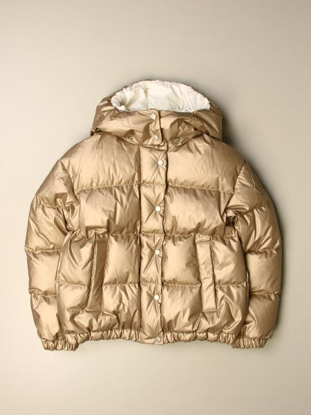 Daos Moncler jacket in laminated nylon